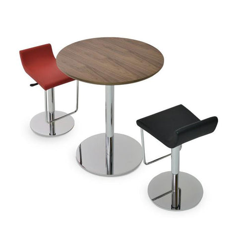 Soho Concept Dublin Piston Counter Stools - YourBarStoolStore + Chairs, Tables and Outdoor - 3