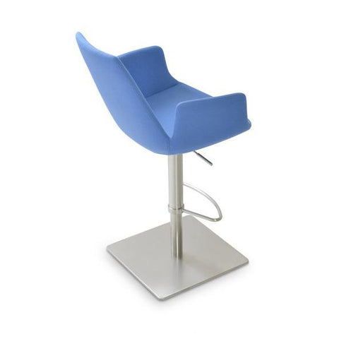 Soho Concept Eiffel Arm Piston Counter Stools - YourBarStoolStore + Chairs, Tables and Outdoor - 2