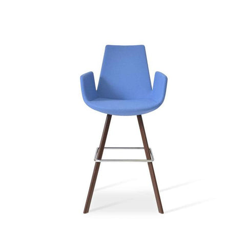 Soho Concept Eiffel Arm Sword Bar Stools - YourBarStoolStore + Chairs, Tables and Outdoor - 2