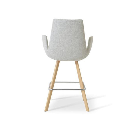 Soho Concept Eiffel Arm Sword Bar Stools - YourBarStoolStore + Chairs, Tables and Outdoor - 4