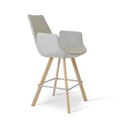 Soho Concept Eiffel Arm Sword Bar Stools - YourBarStoolStore + Chairs, Tables and Outdoor - 1