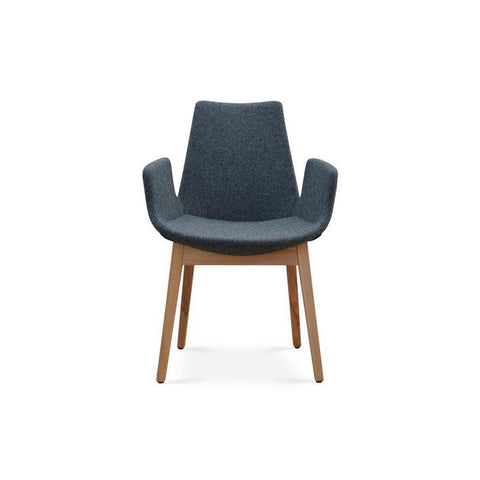 Soho Concept Eiffel Arm Wood - YourBarStoolStore + Chairs, Tables and Outdoor - 2