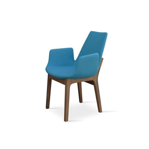 Soho Concept Eiffel Arm Wood - YourBarStoolStore + Chairs, Tables and Outdoor - 5