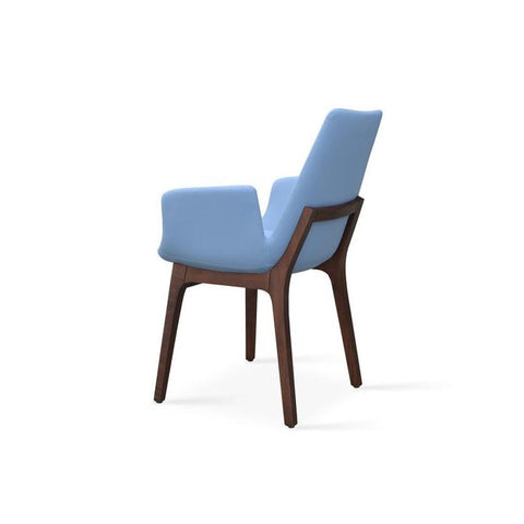 Soho Concept Eiffel Arm Wood - YourBarStoolStore + Chairs, Tables and Outdoor - 7