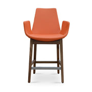Soho Concept Eiffel Arm Wood Bar Stools - YourBarStoolStore + Chairs, Tables and Outdoor - 1