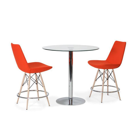 Soho Concept Eiffel MW Counter Stools - YourBarStoolStore + Chairs, Tables and Outdoor - 4