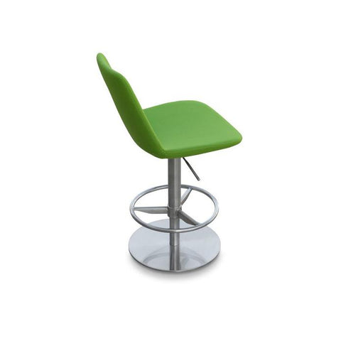 Soho Concept Eiffel Piston Bar Stools - YourBarStoolStore + Chairs, Tables and Outdoor - 3