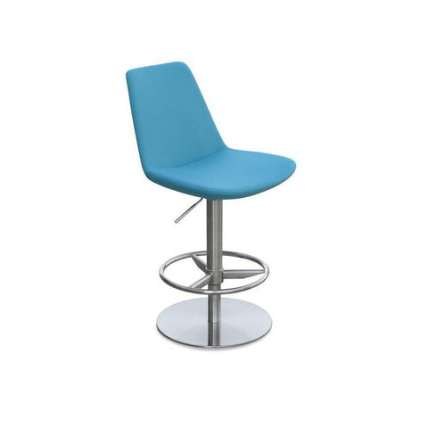 Soho Concept Eiffel Piston Bar Stools - YourBarStoolStore + Chairs, Tables and Outdoor - 5
