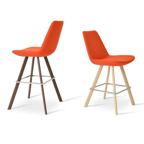 Soho Concept Eiffel Sword Counter Stools - YourBarStoolStore + Chairs, Tables and Outdoor - 4