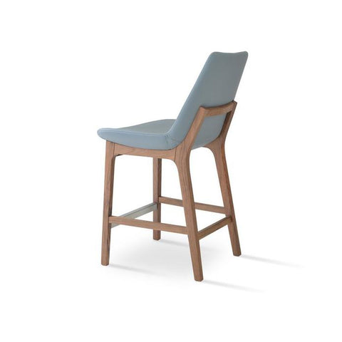 Soho Concept Eiffel Wood Bar Stools - YourBarStoolStore + Chairs, Tables and Outdoor - 4