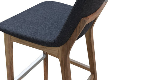 Soho Concept Eiffel Wood Counter Stools - YourBarStoolStore + Chairs, Tables and Outdoor - 2