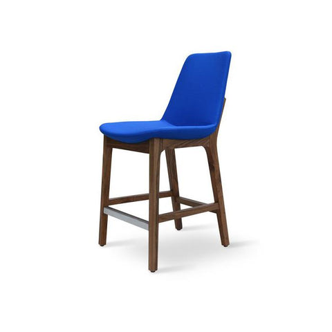 Soho Concept Eiffel Wood Counter Stools - YourBarStoolStore + Chairs, Tables and Outdoor - 3