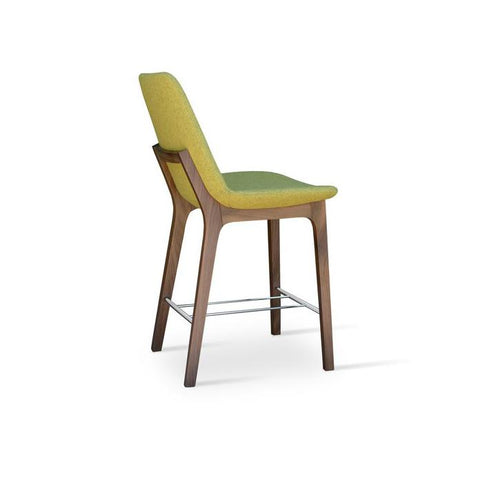 Soho Concept Eiffel Wood Counter Stools - YourBarStoolStore + Chairs, Tables and Outdoor - 5