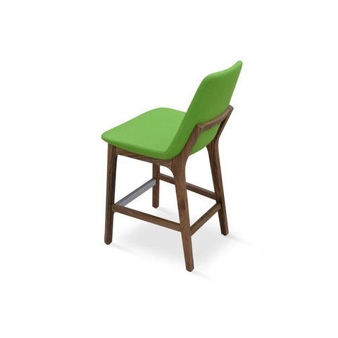 Soho Concept Eiffel Wood Counter Stools - YourBarStoolStore + Chairs, Tables and Outdoor - 6