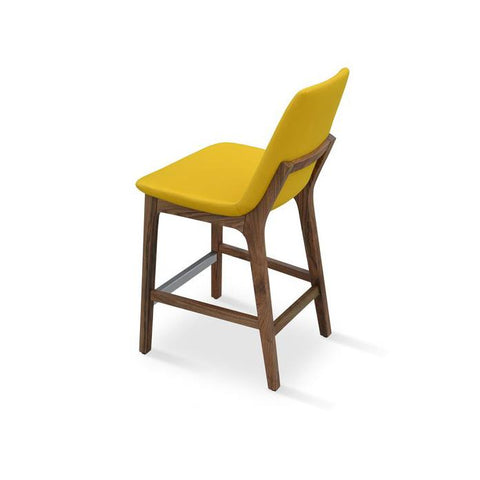 Soho Concept Eiffel Wood Counter Stools - YourBarStoolStore + Chairs, Tables and Outdoor - 7