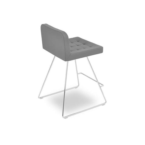 Soho Concept Lara Wire Counter Stools - YourBarStoolStore + Chairs, Tables and Outdoor - 3