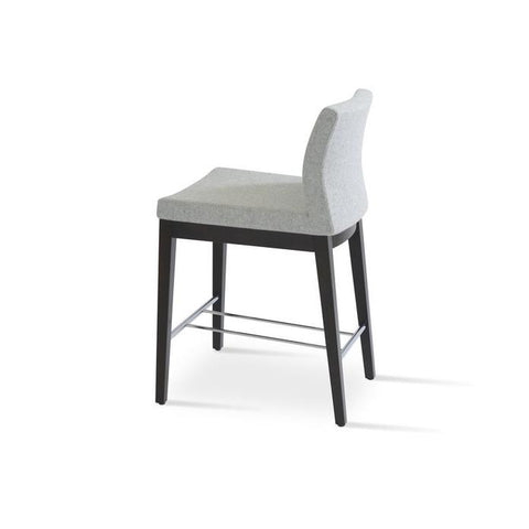 Soho Concept Pasha Wood Counter Stools - YourBarStoolStore + Chairs, Tables and Outdoor - 6