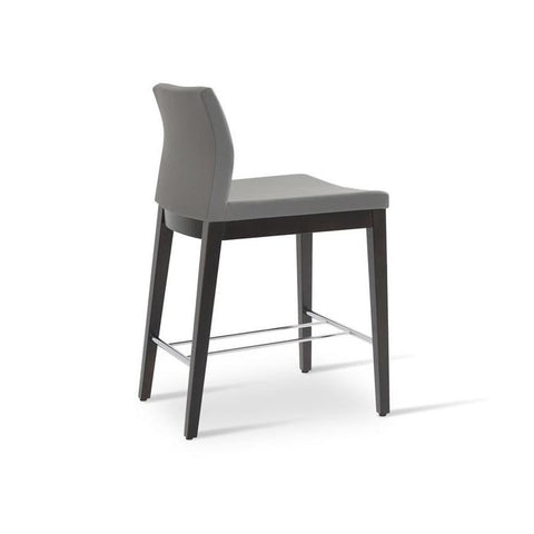 Soho Concept Pasha Wood Counter Stools - YourBarStoolStore + Chairs, Tables and Outdoor - 8
