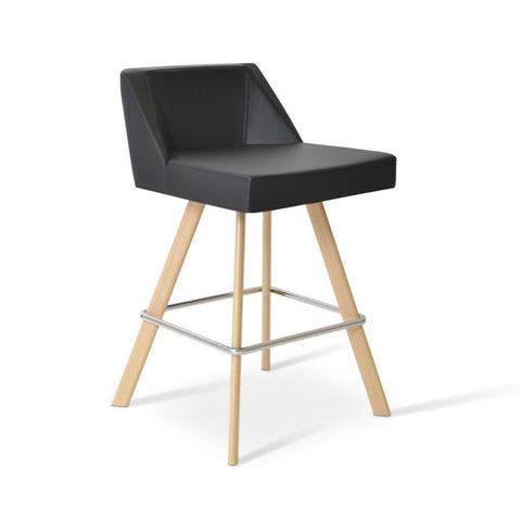 Prisma Sword Counter Stool - YourBarStoolStore + Chairs, Tables and Outdoor - 1