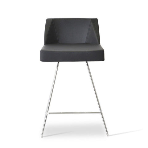 Prisma Wire Bar Stool - YourBarStoolStore + Chairs, Tables and Outdoor - 1