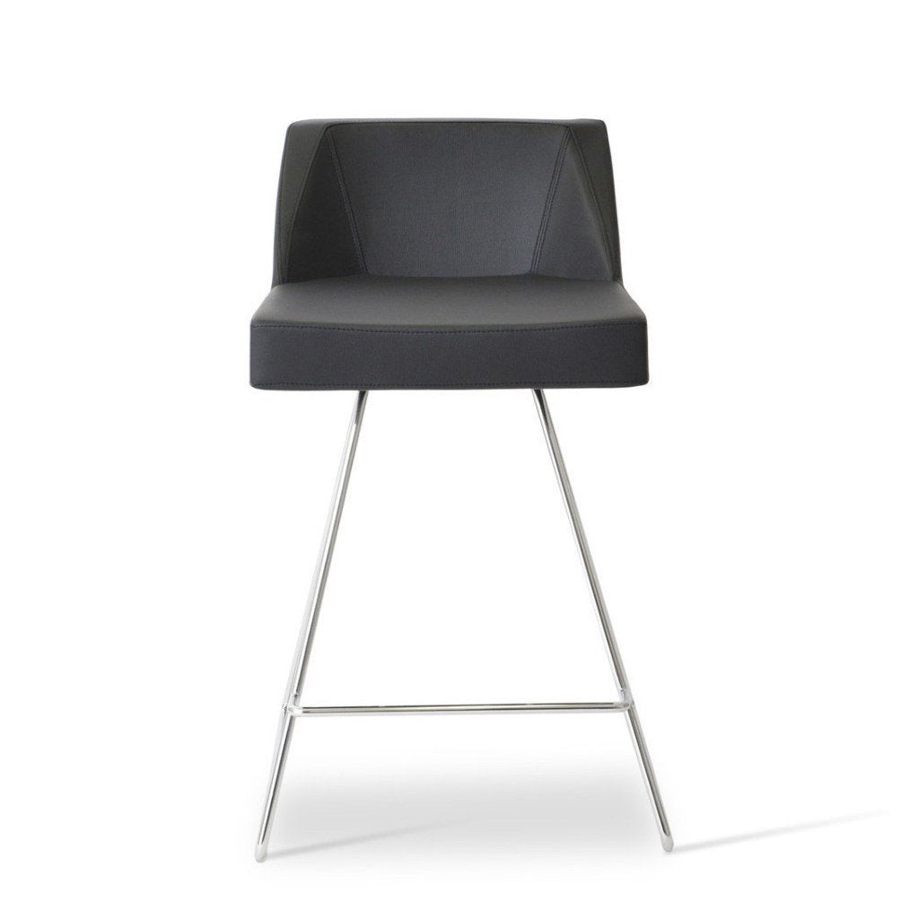 Prisma Wire Counter Stool - YourBarStoolStore + Chairs, Tables and Outdoor - 1