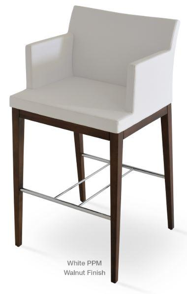 Soho Concept Soho Wood Counter Stools - YourBarStoolStore + Chairs, Tables and Outdoor - 1