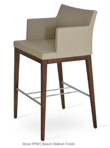 Soho Concept Soho Wood Counter Stools - YourBarStoolStore + Chairs, Tables and Outdoor - 4