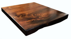 Pine Log Wood Tabletop