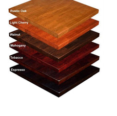 "1.5"" Butcher Block Custom Ash Wood Table Top - Additional Sizes"