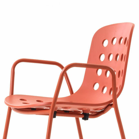 Holi Open Shell Armchair