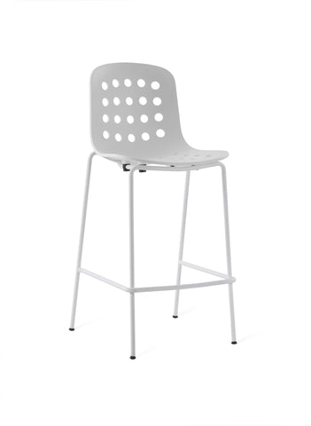 Holi Open Shell Counter Stool
