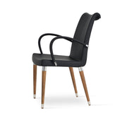 Soho Concept Tulip Arm Wood - YourBarStoolStore + Chairs, Tables and Outdoor - 1