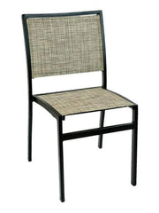 FS Aluminum Frame Chair With Textile Back