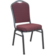 Advantage Premium Crown Back Banquet Chair