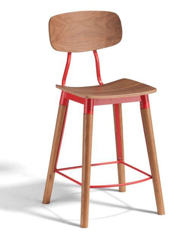 Esedra Counter or Bar Stool