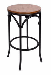 Industrial Seating Henry Backless Bar Stools - YourBarStoolStore + Chairs, Tables and Outdoor