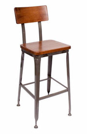 Industrial Seating Lincoln Bar Stools - YourBarStoolStore + Chairs, Tables and Outdoor