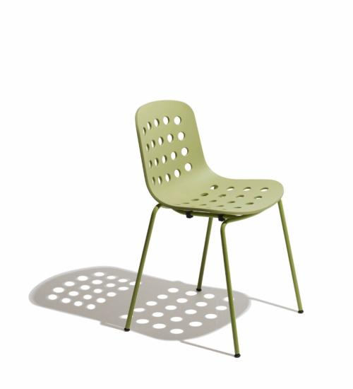 Holi Open Shell Side Chair