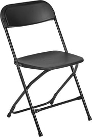 2 Pk. HERCULES Series 650 lb. Capacity Premium Plastic Folding Chair