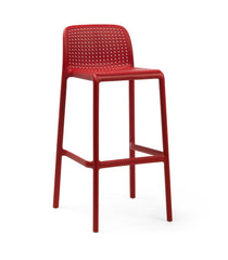 LIDO BAR STOOL - RED