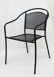 Outdoor Metal Armchair