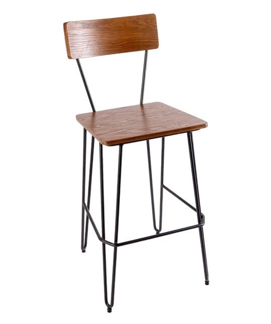 NV Industrial Bar Stool
