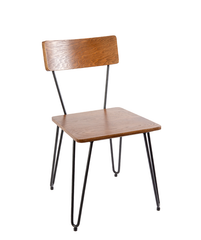 NV Industrial Side Chair