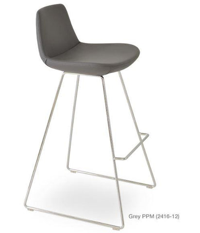 Pera Wire Counter Stool