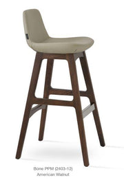 Pera Wood Counter Stool