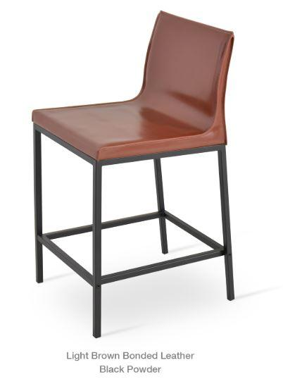Polo Metal Counter Stool - YourBarStoolStore + Chairs, Tables and Outdoor - 1