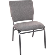 Advantage 18.5 Inch Width Multipurpose Church Chairs