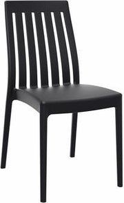 Compamia Soho Dining Chair Black ISP054-BLA - YourBarStoolStore + Chairs, Tables and Outdoor  - 5