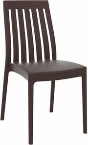 Compamia Soho Dining Chair Brown ISP054-BRW - YourBarStoolStore + Chairs, Tables and Outdoor  - 5