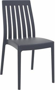 Compamia Soho Dining Chair Dark Gray ISP054-DGR - YourBarStoolStore + Chairs, Tables and Outdoor  - 1